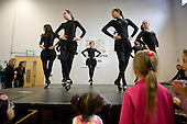 Irish dance group, Westbourne Forum International Day, Stowe Centre, Harrow Road, North Paddington.