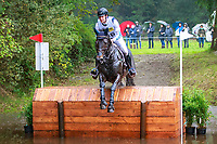 AUS-Christopher Burton rides Cooley Lands during the Cross Country. 2017 NED-Military Boekelo CCIO3* FEI Nation Cup Eventing. Saturday 7 October. Copyright Photo: Libby Law Photography