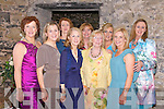 FUN: Having fun at the 10th Annual Enable Ireland Ladies Luncheon held in Ballyseedy Castle on Friday May 13th. Front l-r were: Eileen Kennedy, Teresa O'Brien, Sandra Kearney, Phil Privett, Elaine Foley and Angela O'Sullivan. Back l-r were: Deirdre Mason, Maureen Fleming and Eva Kirby.