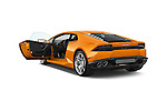 Car images of 2015 Lamborghini Huracan LP 6104 2 Door Coupe Doors