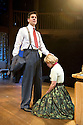 A Mad World My Masters by Thomas Middleton. A Royal Shakespeare Company Production directed by Sean Foley. With Ellie Beaven as Mrs Littledick, John Hopkins as Penitent Brothel, .  Opens at The Swan Theatre Stratford Upon Avon  on 13/6/13. CREDIT Geraint Lewis