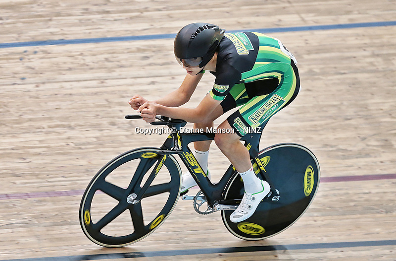 at the 2015 Southland Track Championships and UCI Para-cylcing C1 Track Open, Sit Zero Fees Velodrome, Invercargill, New Zealand, Sunday, December 07, 2014. Credit:NINZ / Dianne Manson