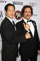 Charles Rahi Chu, Kim Coates<br />