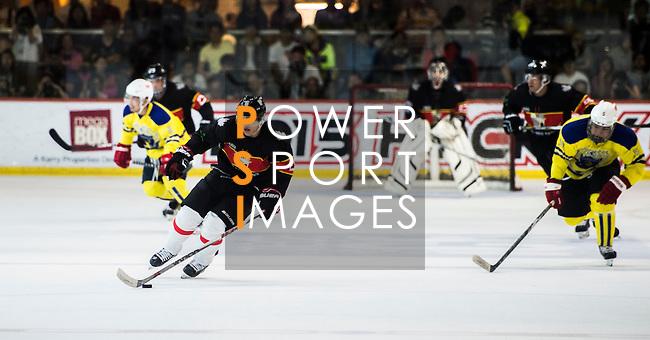 Players compete at the Mega Ice 5s Hong Kong 2015 on May 9, 2015 at the Mega Box in Hong Kong, China. Photo by Aitor Alcalde / Power Sport Images
