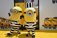 Minions at the world premiere for &quot;Despicable Me 3&quot; at the Shrine Auditorium, Los Angeles, USA 24 June  2017<br /> Picture: Paul Smith/Featureflash/SilverHub 0208 004 5359 sales@silverhubmedia.com
