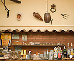 Display, Pan Enoteca Corsi Restaurant, Rome, Italy