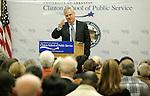 Clinton School: Douglas Blackmon