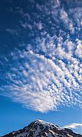 Erupting clouds