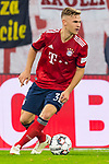 06.10.2018, Allianz Arena, Muenchen, GER, 1.FBL,  FC Bayern Muenchen vs. Borussia Moenchengladbach, DFL regulations prohibit any use of photographs as image sequences and/or quasi-video, im Bild Joshua Kimmich (FCB #32) <br /> <br />  Foto &copy; nordphoto / Straubmeier