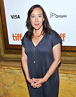 10 September  2018 - Toronto, Ontario, Canada. Karyn Kusama. &quot;Destroyer&quot; Premiere - 2018 Toronto International Film Festival at the Winter Garden Theatre. Photo Credit: Brent Perniac/AdMedia<br /> CAP/ADM/MJT<br /> &copy; MJT/ADM/Capital Pictures