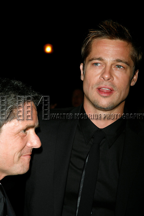 Brad Pitt &amp; Brad Grey attending the Toronto International Film Festival <br />( TIFF ) Gala Preniere of BABEL at the Roy Thomson Hall on September 9, 2006 in Toronto, Canada.