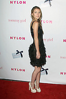 Nathalia Ramos at the NYLON Magazine Annual May Young Hollywood Issue Party at Hollywood Roosevelt Hotel on May 9, 2012 in Hollywood, California. © mpi29/MediaPunch Inc.