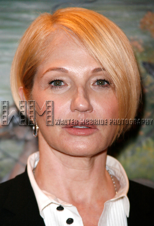 Ellen Barkin.attending the Opening Night Performance After Party for THE COUNTRY GIRL at Tavern On The Green Restaurant  in New York City,.April 27, 2008.© Walter McBride /