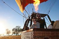 20120522 May 22 Hot Air Balloon Gold Coast