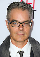 HOLLYWOOD, LOS ANGELES, CA, USA - NOVEMBER 11: Marco Beltrami arrives at the AFI FEST 2014 - 'The Homesman' Gala Screening held at the Dolby Theatre on November 11, 2014 in Hollywood, Los Angeles, California, United States. (Photo by Xavier Collin/Celebrity Monitor)