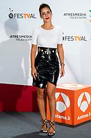 Actress Alejandra Onieva attends presentation of 'Presunto Culpable' during FestVal in Vitoria, Spain. September 05, 2018. (ALTERPHOTOS/Borja B.Hojas) /NortePhoto.com NORTEPHOTOMEXICO