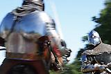 Ritter-Reenactment in Polen / Knight tournament reenactment in Poland