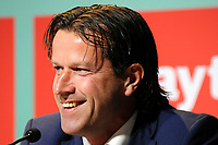 GRONINGEN - Voetbal, Persdag FC Groningen,  seizoen 2017-2018, 08-08-2017,<br /> FC Groningen trainer Ernest Faber