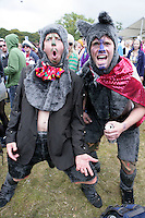 5/9/10 Max and Matt, Continuous Wedgie at Electric Picnic in Stradbally, Co Laois. Picture:Arthur Carron/Collins