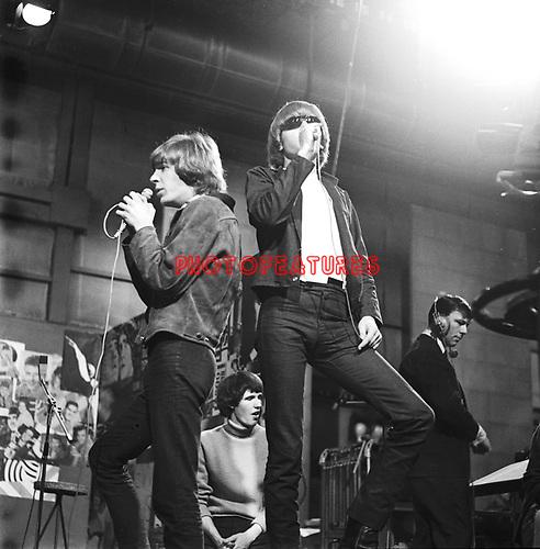 Walker Brothers 1965.© Chris Walter.