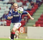 John Brown, Rangers
