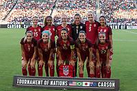 Tournament of Nations 2017, USA vs Japan