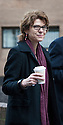 Vicky Pryce arrives at Southwark Crown Court today 4.2.13..She and her former husband MP Chris Huhne are charged with perverting the course of justice....Vasiliki Pryce, née Courmouzis, is an economist, and former Joint Head of the United Kingdom's Government Economic Service......Pic by Gavin Rodgers/Pixel 8000 Ltd