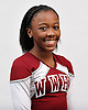 Kiara Brown of Whitman poses for a portrait during the Newsday All-Long Island cheerleading photo shoot at company headquarters on Tuesday, Mar. 15, 2016.