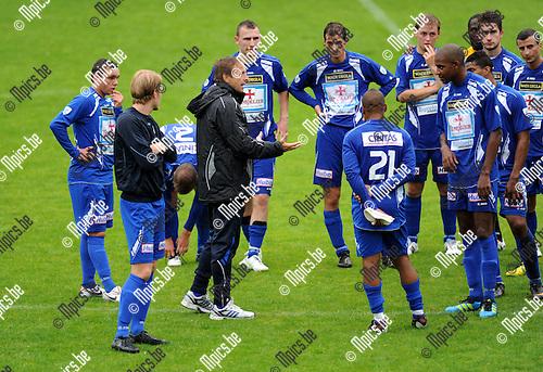 2011-07-16 / Voetbal / seizoen 2011-2012 / KV Turnhout / Daniel Simmes..Foto: mpics