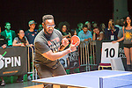 The Fourth Annual TopSpin Celebrity Ping Pong Tournament presented by IHG®  July 21, with host nine-time basketball all-star and ESPN Sports Humanitarian of the Year, Chris Paul.