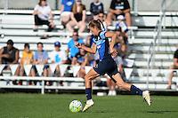 Kansas City, MO - Saturday July 16, 2016: Mandy Laddish during a regular season National Women's Soccer League (NWSL) match between FC Kansas City and the Washington Spirit at Swope Soccer Village.