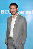 BEVERLY HILLS, CA - JULY 24: Zach Cregger at the 2012 NBC Universal TCA summer press tour at The Beverly Hilton Hotel on July 24, 2012 in Beverly Hills, California. Credit: mpi25/MediaPunch Inc. /NortePhoto.com<br />