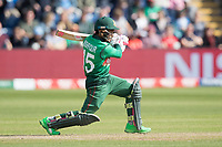 Mushfiqur Rahim (Bangladesh) drives through extra cover during England vs Bangladesh, ICC World Cup Cricket at Sophia Gardens Cardiff on 8th June 2019