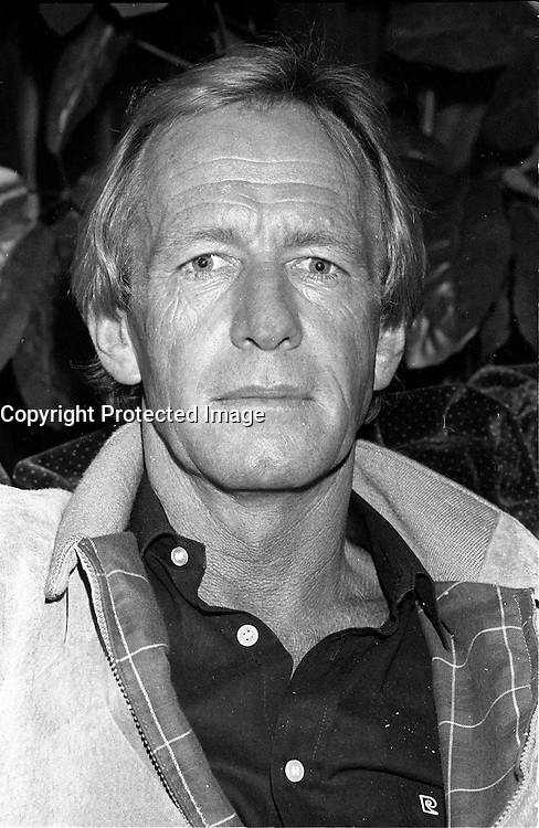 Australian actor Paul Hogan (Crocodile Dundee)<br /> <br /> attend the World Film Festival, September 1st, 1986