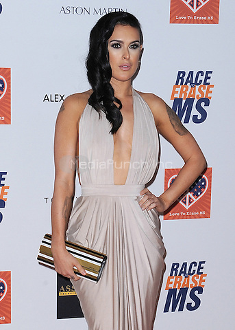 CENTURY CITY, CA - APRIL 24:  Rumer Willis at the 22nd Annual Race to Erase MS at the Hyatt Regency Century Plaza on April 24, 2014 in Beverly Hills, California. Credit: PGSK/MediaPunch