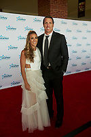 "ST. PAUL, MN JULY 16: Former Minnesota Viking Chad Greenway poses on the red carpet at the Starkey Hearing Foundation ""So The World May Hear Awards Gala"" on July 16, 2017 in St. Paul, Minnesota. Credit: Tony Nelson/Mediapunch"