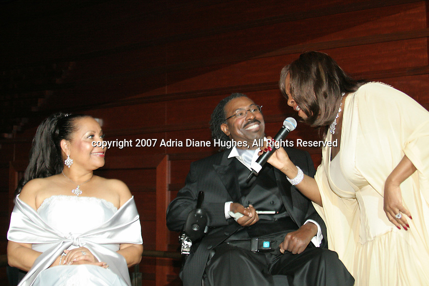 Patti Labelle singing tribute to Teddy Pendergrass