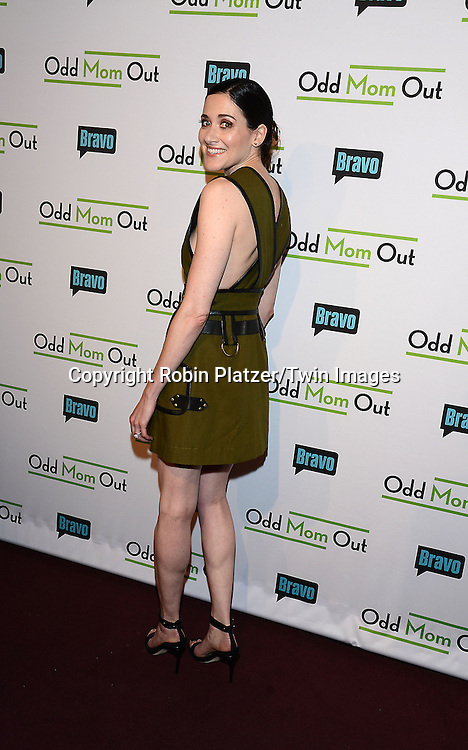 actress KK Glick attends the &quot;Odd Mom Out&quot; Screening, which is Bravo's first scripted half-hour comedy from Jill Kargman,  on June 3, 2015 at Florence Gould Hall in New York City, New York, USA.<br /> <br /> photo by Robin Platzer/Twin Images<br />  <br /> phone number 212-935-0770