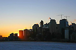 Sunrise CITY OF CALGARY, ALBERTA, CANADA