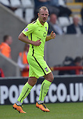 07/05/2016 Sky Bet League Two Morecambe v York City<br /> Luke Summerfield