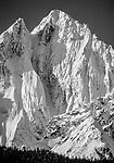 Takhinsha Mountains from the Alaska Chilkat Bald Eagle Preserve, Alaska