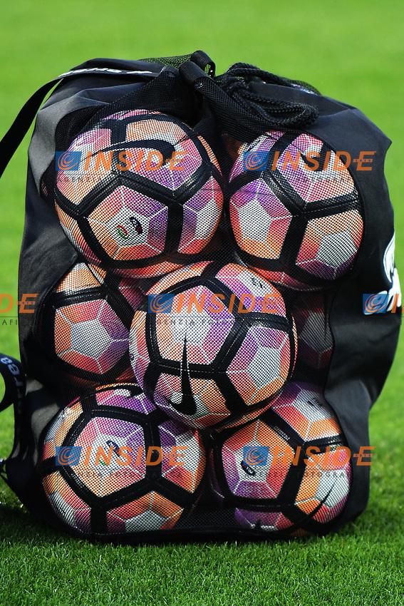 Palloni Serie A <br /> Pescara 24-04-2017 Stadio Adriatico Football Calcio Serie A 2016/2017 Pescara - Roma Foto Andrea Staccioli / Insidefoto