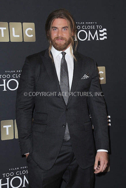 www.acepixs.com<br /> <br /> August 16 2016, New York City<br /> <br /> Brock O'Hurn arriving at a screening of 'Too Close To Home' at The Paley Center for Media on August 16, 2016 in Beverly Hills, California.<br /> <br /> By Line: Peter West/ACE Pictures<br /> <br /> <br /> ACE Pictures Inc<br /> Tel: 6467670430<br /> Email: info@acepixs.com<br /> www.acepixs.com