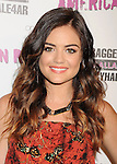 Lucy Hale Joins American Rag For All Access Performance At Macy's 6-14-14