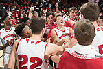 2015-16 NCAA Basketball: Michigan State at Wisconsin