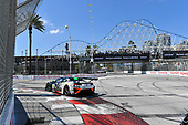 2017 IMSA WeatherTech SportsCar Championship<br /> BUBBA burger Sports Car Grand Prix at Long Beach<br /> Streets of Long Beach, CA USA<br /> Saturday 8 April 2017<br /> 86, Acura, Acura NSX, GTD, Oswaldo Negri Jr., Jeff Segal<br /> World Copyright: Richard Dole/LAT Images<br /> ref: Digital Image RD_LB17_323