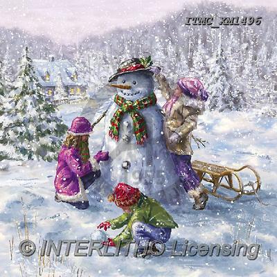 Marcello, CHRISTMAS CHILDREN, WEIHNACHTEN KINDER, NAVIDAD NIÑOS, paintings+++++,ITMCXM1496,#XK#