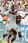 Jerome Boateng (GER), Cristiano Ronaldo (POR), JUNE 16, 2014 - Football / Soccer : FIFA World Cup Brazil 2014 Group G match between Germany 4-0 Portugal at Arena Fonte Nova in Salvador, Brazil. (Photo by Maurizio Borsari/AFLO)