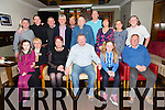Surprise 50th birthday for Brendan Spring, Ballyfinnane celebrating with family and friends at Gallys bar on Friday