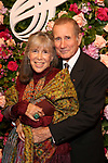Julie Schafler and Jim Dale attends The American Theatre Wing's 2019 Gala at Cipriani 42nd Street on September 16, 2019 in New York City.